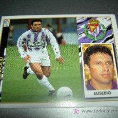 Cromos de Fútbol - CROMO FICHAJE 7 EUSEBIO VALLADOLID CROMOS ALBUM EDICIONES ESTE LIGA FUTBOL 1997-1998 97-98 - 19066300