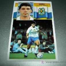 Cromos de Fútbol: CROMO ISIDRO TENERIFE CROMOS ALBUM EDICIONES ESTE LIGA FUTBOL 1990-1991 90-91 . Lote 19154187