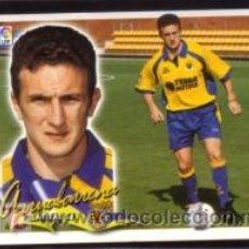 Cromos de Fútbol: EDICIONES ESTE 2000/01 - ARRUABARRENA ( COLOCA ) ( NUNCA PEGADO ) - VILLARREAL CF. 00/01 ( ) . Lote 19763593