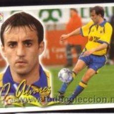 Cromos de Fútbol: EDICIONES ESTE 2000/01 - QUIQUE ÁLVAREZ ( COLOCA ) ( NUNCA PEGADO ) - VILLARREAL CF. 00/01 ( ) . Lote 19763611
