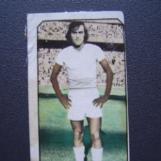 Cromos de Fútbol: STIELIKE ( REAL MADRID ) - ESTE 77/78 (TEMPORADA 1977/78 ) - ULTIMO FICHAJE 14 (DOBLE CROMO). Lote 26311506