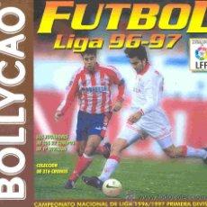 Cromos de Fútbol: LOTE 22 CROMOS FÚTBOL 96-97 SUELTOS O EN LOTE. Lote 38010193
