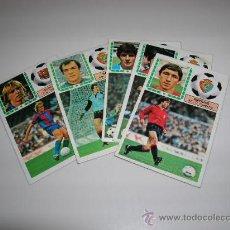 Cromos de Fútbol: 5 CROMOS LIGA 83-84. Lote 3912656