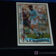 Cromos de Futebol: MUNDICROMO 97/98 – 222 VIEDMA - S.D. COMPOSTELA – MC 1997/98 ( ) . Lote 20891154