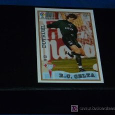 Cromos de Futebol: MUNDICROMO 97/98 – 321 DUTRUEL ( FICHA CORRECTA CON ESTE Nº ) - R. C. CELTA – MC 1997/98 () . Lote 20894975