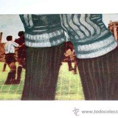 Cromos de Fútbol: CROMO FÚTBOL Nº 14 ACUÑA, DEPORTIVO CORUÑA, CROMOS VENCEDOR, ED. BRUGUERA, CRISOL, ORIGINAL 1944-45. Lote 20947729