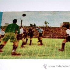 Cromos de Fútbol: CROMO FÚTBOL Nº 15 ACUÑA, DEPORTIVO CORUÑA, CROMOS VENCEDOR, ED. BRUGUERA, CRISOL, ORIGINAL 1944-45. Lote 20947741