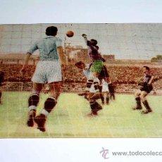 Cromos de Fútbol: CROMO FÚTBOL Nº 16 ACUÑA, DEPORTIVO CORUÑA, CROMOS VENCEDOR, ED. BRUGUERA, CRISOL, ORIGINAL 1944-45. Lote 20947750