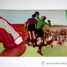 Cromos de Fútbol: CROMO FÚTBOL Nº 4 GERMÁN, AT. AVIACIÓN, CROMOS VENCEDOR, ED BRUGUERA, CRISOL, ORIGINAL 1944-45. Lote 20950170