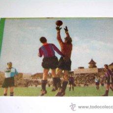 Cromos de Fútbol: CROMO FÚTBOL Nº 15 GERMÁN, AT. AVIACIÓN, CROMOS VENCEDOR, ED BRUGUERA, CRISOL, ORIGINAL 1944-45. Lote 20950337