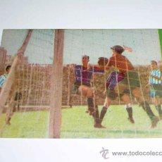 Cromos de Fútbol: CROMO FÚTBOL Nº 16 GERMÁN, AT. AVIACIÓN, CROMOS VENCEDOR, ED BRUGUERA, CRISOL, ORIGINAL 1944-45. Lote 20950555