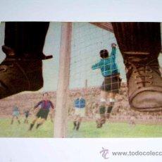 Cromos de Fútbol: CROMO FÚTBOL Nº 17 GERMÁN, AT. AVIACIÓN, CROMOS VENCEDOR, ED BRUGUERA, CRISOL, ORIGINAL 1944-45. Lote 20950573
