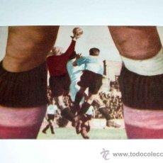 Cromos de Fútbol: CROMO FÚTBOL Nº 14 MACHÍN, ATLÉTICO AVIACIÓN, CROMOS VENCEDOR, ED BRUGUERA, CRISOL, ORIGINAL 1944-45. Lote 20987143