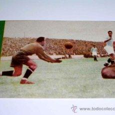 Cromos de Fútbol: CROMO FÚTBOL Nº 18 MACHÍN, ATLÉTICO AVIACIÓN, CROMOS VENCEDOR, ED BRUGUERA, CRISOL, ORIGINAL 1944-45. Lote 20987154