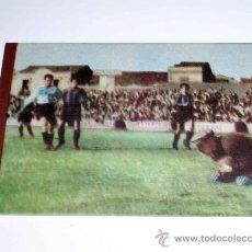 Cromos de Fútbol: CROMO FÚTBOL Nº 9 MUNDO, VALENCIA F.C., CROMOS VENCEDOR, ED BRUGUERA, CRISOL, ORIGINAL 1944-45. Lote 20952334