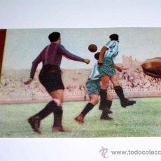 Cromos de Fútbol: CROMO FÚTBOL Nº 18 MUNDO, VALENCIA F.C., CROMOS VENCEDOR, ED BRUGUERA, CRISOL, ORIGINAL 1944-45. Lote 20953899