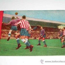 Cromos de Fútbol: CROMO FÚTBOL Nº 3 EIZAGUIRRE, VALENCIA C.F., CROMOS VENCEDOR, ED BRUGUERA, CRISOL, ORIGINAL 1944-45. Lote 20954014