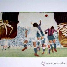 Cromos de Fútbol: CROMO FÚTBOL Nº 17 JUAN RAMÓN, VALENCIA C.F., CROMOS VENCEDOR, ED BRUGUERA, CRISOL, ORIGINAL 1944-45. Lote 20954042
