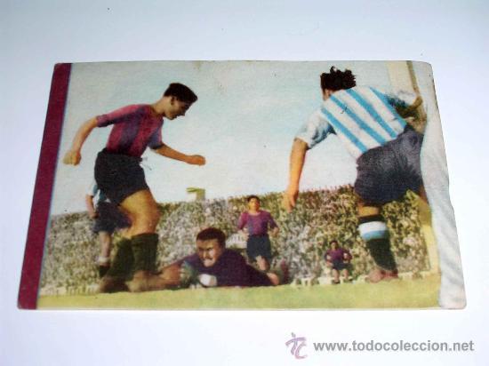 CROMO FÚTBOL Nº 6 MATEO, SEVILLA F.C., CROMOS VENCEDOR, ED BRUGUERA, CRISOL, ORIGINAL 1944-45 (Coleccionismo Deportivo - Álbumes y Cromos de Deportes - Cromos de Fútbol)