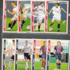 Cromos de Fútbol: GRAN LOTE DE FICHAS DE LA LIGA 2007/2008. Lote 21004964