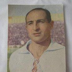 Cromos de Fútbol: CROMO 1953 SEVILLA FUTBOL ARAUJO CAVA CASTELLBLANCH. Lote 21884792
