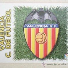 Cromos de Fútbol: ESTE 99-00 ESCUDO VALENCIA 1999-2000 NUEVO. Lote 207147543
