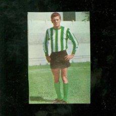 Cromos de Fútbol: CAMPEONATO DE LIGA 1964-1965. EDITORIAL FHER. SUAREZ. R. BETIS B.. Lote 23380004