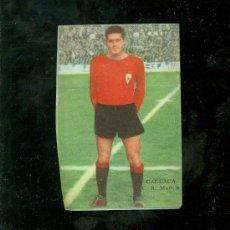 Cromos de Fútbol: CAMPEONATO DE LIGA 1964-1965. EDITORIAL FHER. GALLACA. C.R. MURCIA.. Lote 23380020