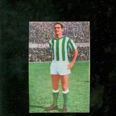 Cromos de Fútbol: CAMPEONATO DE LIGA 1964-1965. EDITORIAL FHER. JUANIN. CORDOBA C.F.. Lote 23380028