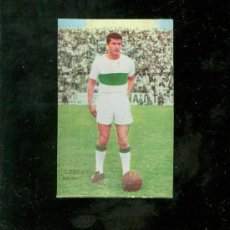 Cromos de Fútbol: CAMPEONATO DE LIGA 1964-1965. EDITORIAL FHER. LEZCANO. ELCHE C.F.. Lote 23380806
