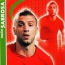 Cromos de Fútbol: SIMAO PORTUGAL COLECCION MATCH ATTAX ESTRELLAS MUNDIALES SUDAFRICA 2010. Lote 41555946