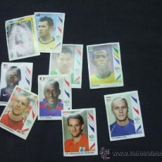 Cromos de Fútbol: LOTE 9 CROMOS - FIFA WORLD CUP 2006 GERMANY - PANINI - . Lote 24256027