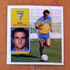 Cromos de Fútbol: CÁDIZ - QUINO - COLOCA - EDICIONES ESTE 1992-1993, 92-93. Lote 26648445