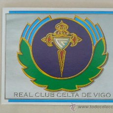 Cromos de Fútbol: ESTE 96-97 ESCUDO CELTA 1996-1997 NUEVO. Lote 210185355