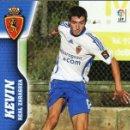 Cromos de Fútbol: KEVIN (REAL ZARAGOZA) Nº 352 BIS COLECCION MEGACRACKS 2010/2011 + REGALO*. Lote 24914650