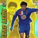 Cromos de Fútbol: PEDRO LEÓN