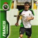 Cromos de Fútbol: FRANCIS (R. RACING C.) Nº 449