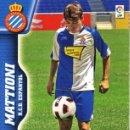 Cromos de Fútbol: MATTIONI (R.C.D. ESPANYOL) Nº 463