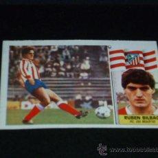 Cromos de Fútbol: EDICIONES ESTE 86/87 – FICHAJE 23 RUBÉN BILBAO ( VERS. A ) - AT. MADRID - (RECUPERADO). 1986/87. . Lote 25993492