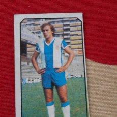 Cromos de Fútbol: ESTE 77-78 1977-78 FICHAJE 18 FLORES ESPAÑOL. Lote 25821094