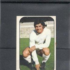 Cromos de Fútbol: EDICIONES ESTE. LIGA 76-77. NUEVO. SANTILLANA-REAL MADRID.CARTON BLANCO. Lote 26029768