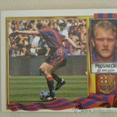 Cromos de Fútbol: ESTE 95-96 COLOCA PROSINECKI BARCELONA 1995-1996 NUEVO. Lote 45971148