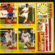 Cromos de Fútbol: LIGA 1999-2000 - PANINI SPORTS -. Lote 26369819