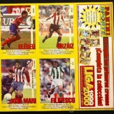 Cromos de Fútbol: LIGA 1999-2000 - PANINI SPORTS -. Lote 26369853