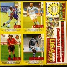 Cromos de Fútbol: LIGA 1999-2000 - PANINI SPORTS -. Lote 26369886