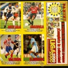 Cromos de Fútbol: LIGA 1999-2000 - PANINI SPORTS -. Lote 26369904