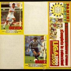 Cromos de Fútbol: LIGA 1999-2000 - PANINI SPORTS -. Lote 26369951