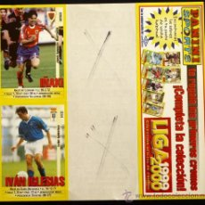 Cromos de Fútbol: LIGA 1999-2000 - PANINI SPORTS -. Lote 26369969