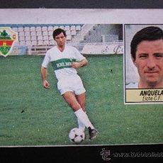 Cromos de Fútbol: ELCHE C.F. - ED. ESTE 1984-1985 84-85 - ANQUELA. Lote 27323080