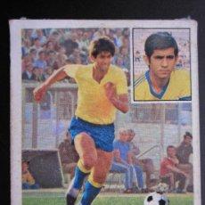 Cromos de Fútbol: CADIZ C.F. - ED. ESTE 1981-1982 81-82 - ESCOBAR. Lote 27346881